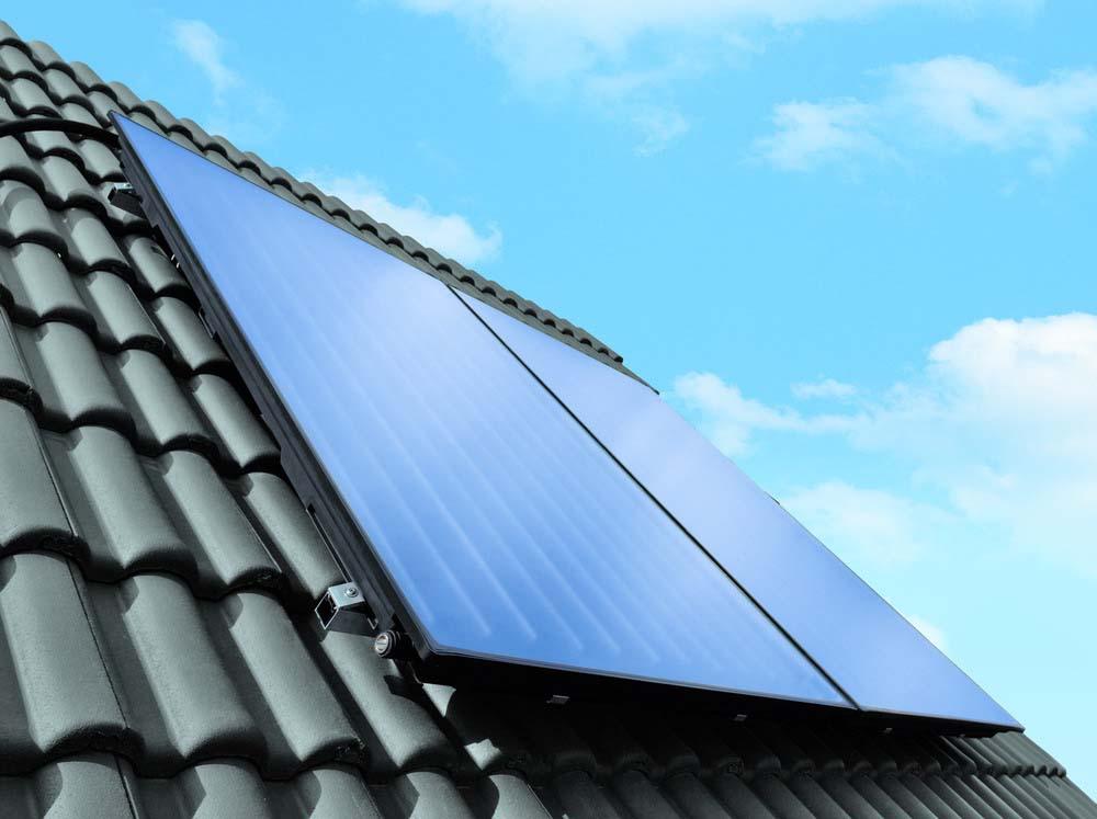 Альтернативна енергія майбутнього: сонячні колектори Logasol SKN3.0